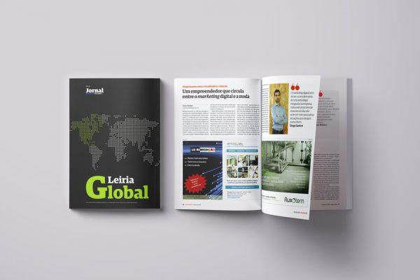 TeraStudio na Revista Leiria Global do Jornal de Leiria