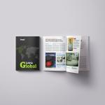 Revista Leiria Global aberta em entrevista da TeraStudio