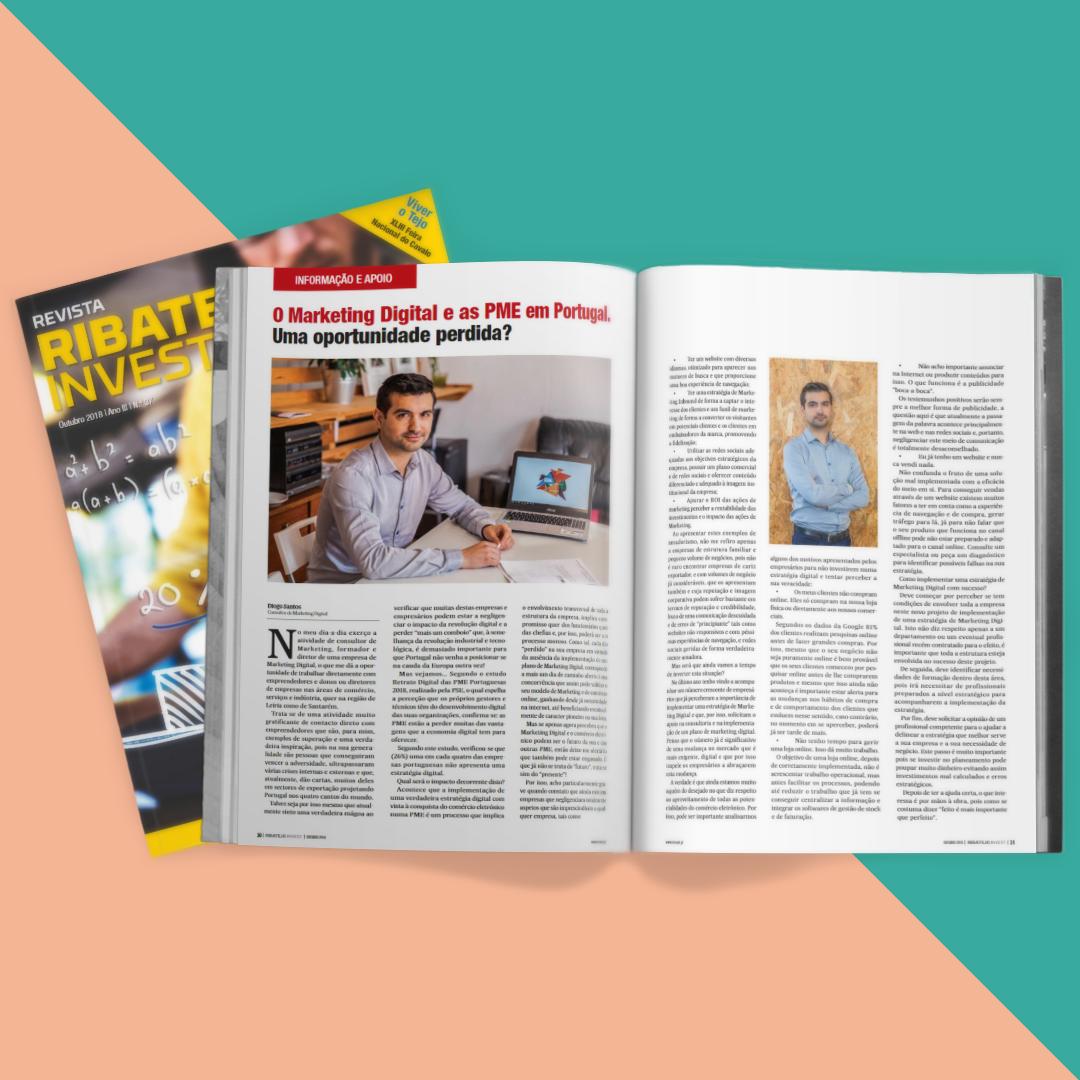 Revista Ribatejo Invest