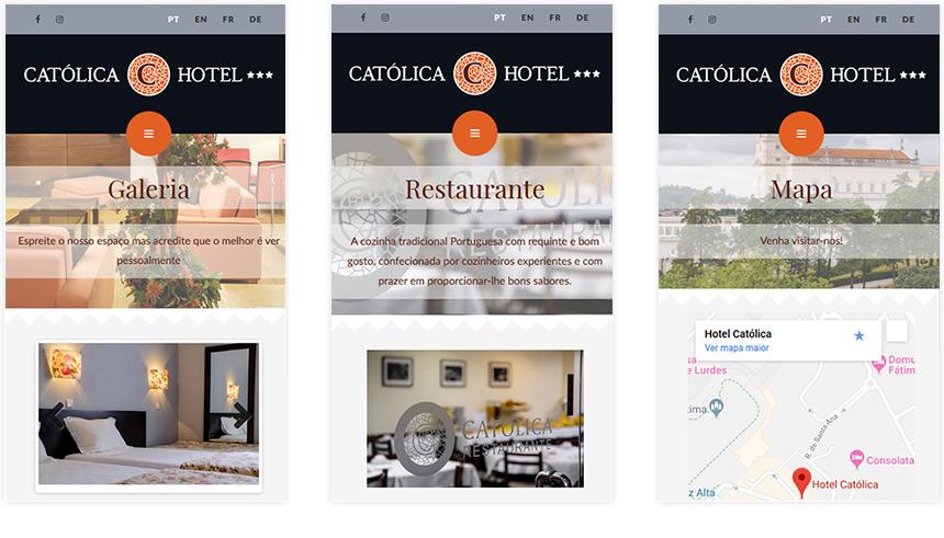HOTEL CATÓLICA