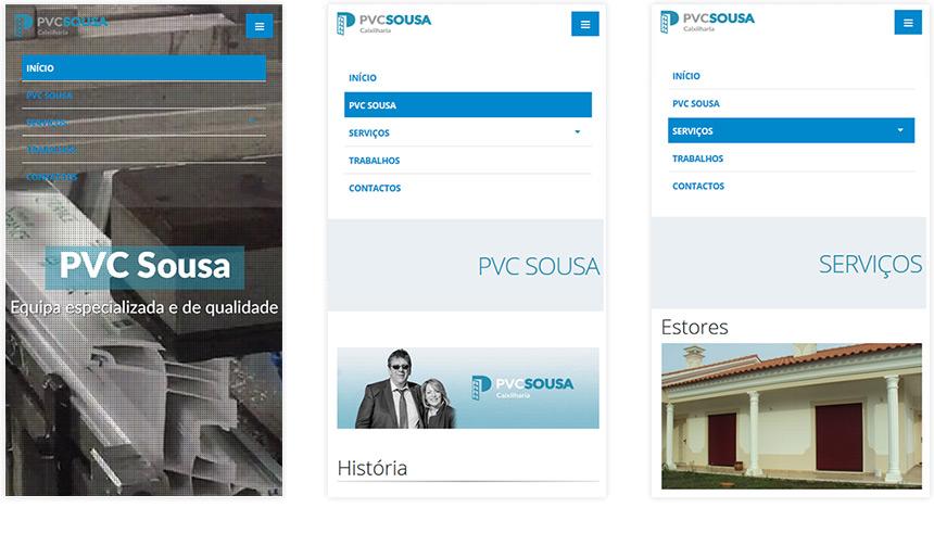 PVC Sousa