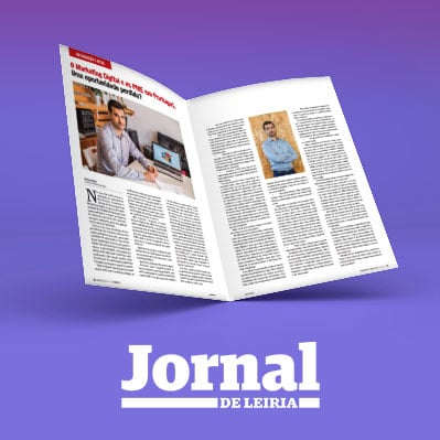 TeraStudio na Revista Leiria Global do Jornal de Leiria
